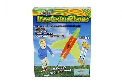 Iitzaastro Plane