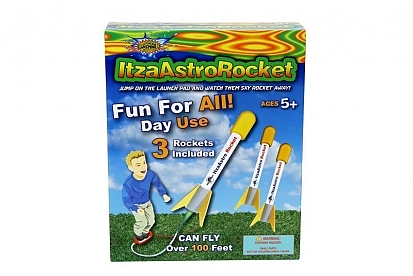 Itzaastro Rocket Day